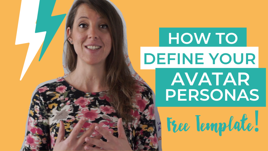 how to define your avatar personas marketing strategy